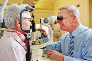 consulta com oftalmologista curitiba
