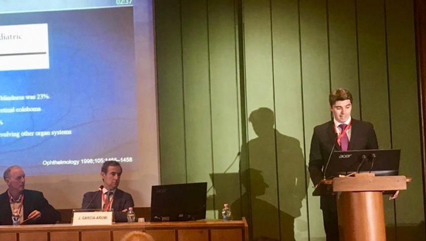 Alexandre Grandinetti na FloRetina 2019