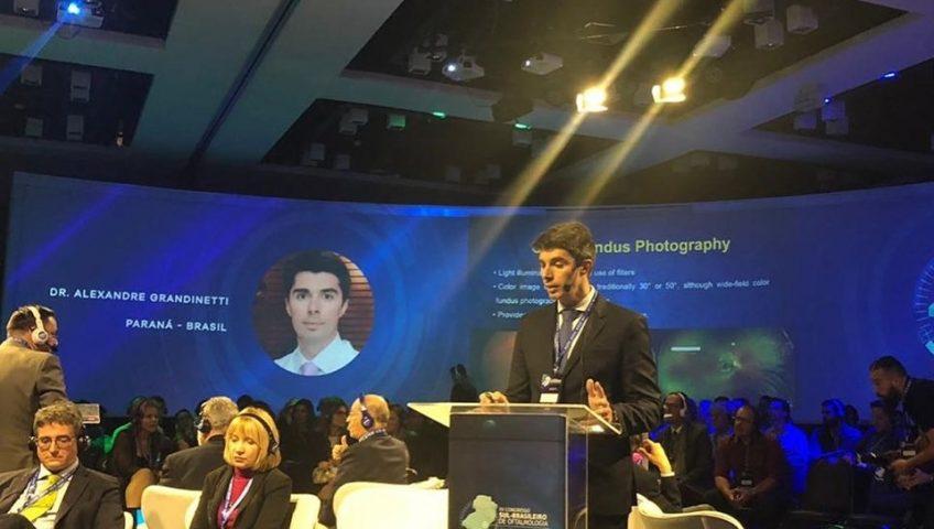 Dr.Alexandre Grandinetti no SULBRA 2019