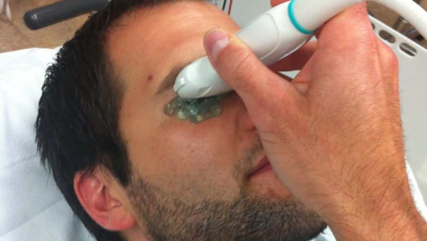 ultrassonografia ocular