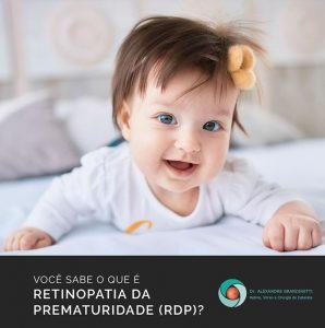retinopatia da prematuridade em curitiba