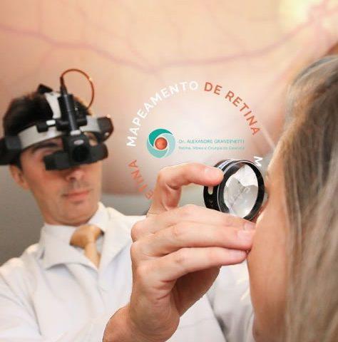 mapeamento de retina curitiba