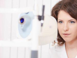 exames oftalmologicos e de retina em curitiba